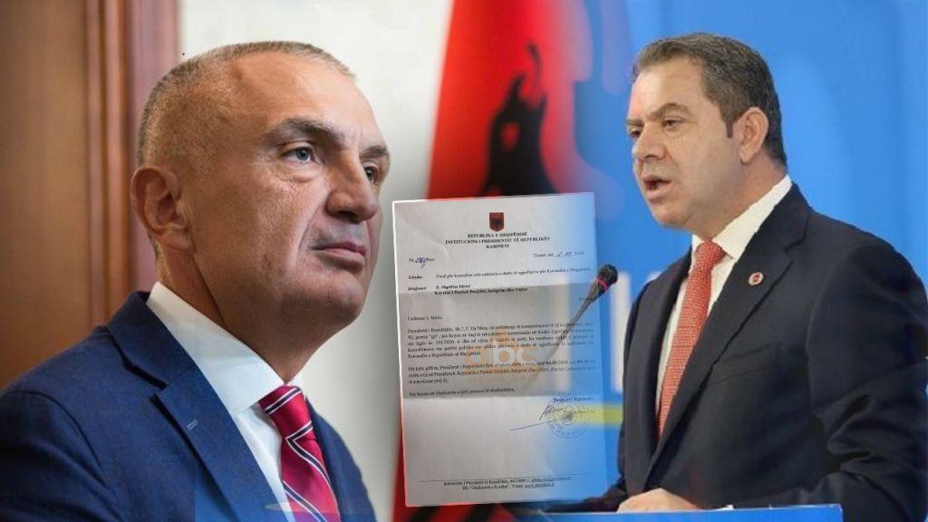 Ακραία πρόκληση Αλβανοτσάμηδων : Εβαλαν θέμα αλλαγής συνόρων με την Ελλάδα