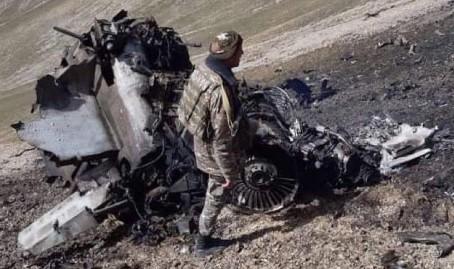 Ναγκόρνο Καραμπάχ : Επιμένει η Αρμενία ότι αεροπλάνο της καταρρίφθηκε από τουρκικό F16