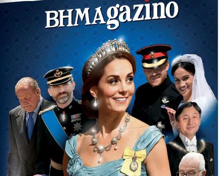 "To ""BHMAGAZINO"" για τη μεγάλη κρίση της Μοναρχίας στο εξώφυλλο"