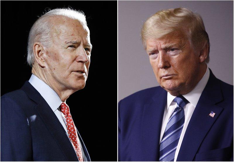 Δείτε το πρώτο debate μεταξύ Τραμπ και Μπάιντεν