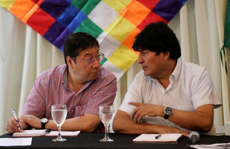 Βολιβία : Πιθανή νίκη και από τον πρώτο γύρο για τον προεδρικό υποψήφιο του Μοράλες