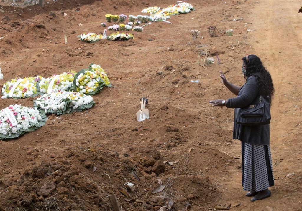 Βραζιλία : Μετά από αρκετές μέρες ξανά πάνω από 1.200 νεκροί το 24ωρο