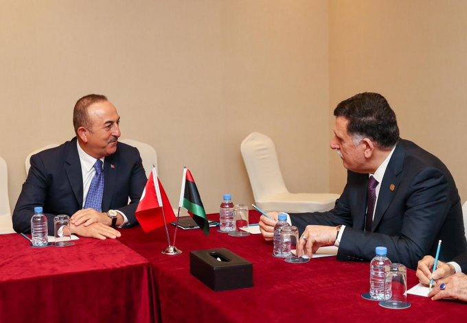 Τσαβούσογλου : Τουρκία και Ρωσία κοντά σε συμφωνία για τη Λιβύη – Παραίτηση ανακοίνωσε ο Σάρατζ