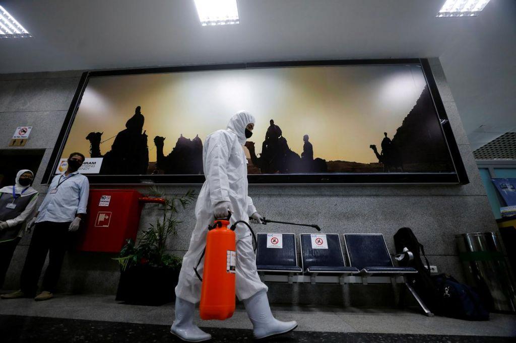 Αίγυπτος : Αλλοι 18 νεκροί το τελευταίο 24ωρο από τον κοροναϊό