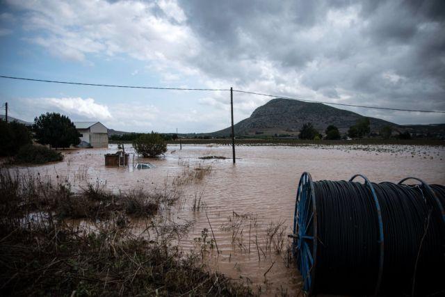 Γιατί «πνίγηκε» η Θεσσαλία – Πότε θα εξασθενήσουν τα έντονα καιρικά φαινόμενα
