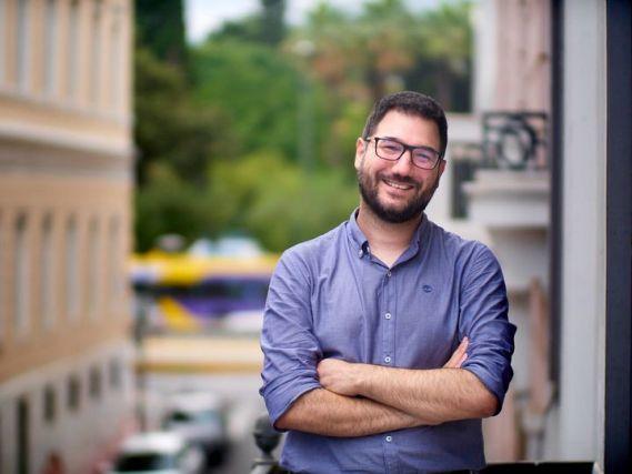 Ο «άγνωστος» Νάσος Ηλιόπουλος - Ποιος είναι ο νέος εκπρόσωπος τύπου του  ΣΥΡΙΖΑ | in.gr