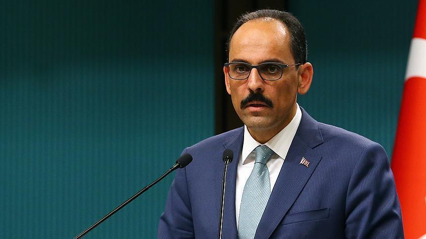 Καλίν για επικείμενη παραίτηση Σάρατζ: Δεν θα υπάρξουν επιπτώσεις στη συμφωνία με τη Λιβύη