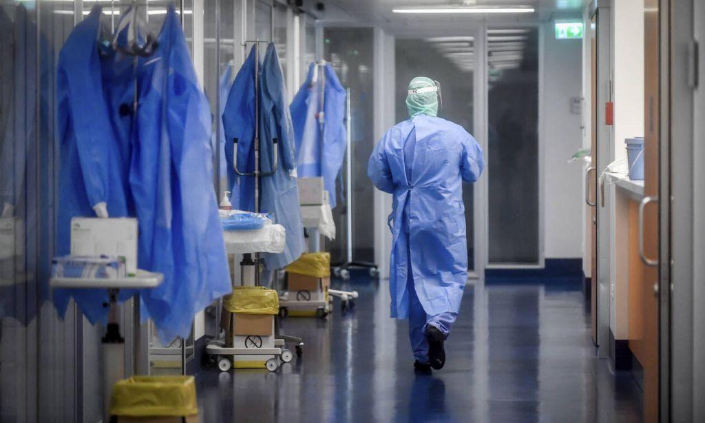 Κοροναϊός : Κατέληξε 69χρονος στο ΑΧΕΠΑ
