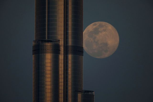SOS για τους αστροναύτες: H ακτινοβολία στη Σελήνη είναι 200 φορές μεγαλύτερη από τη Γη