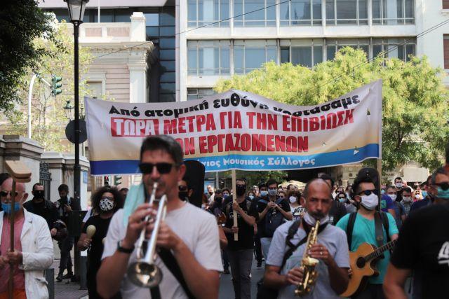 Επιστολή εκπροσώπων του μουσικού κλάδου στην κυβέρνηση: «Οι αντοχές μας έχουν στερέψει»