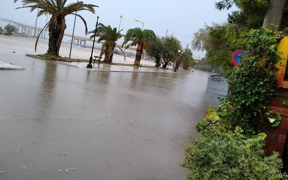 Κυκλώνας Ιανός: Τι είναι το φαινόμενο της παράκτιας πλημμύρας που καταγράφεται στο Ρίο