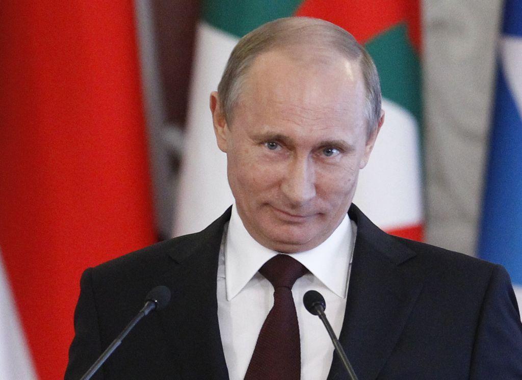 Υποψήφιος για το Νόμπελ Ειρήνης ο Πούτιν – Ποιος τον πρότεινε