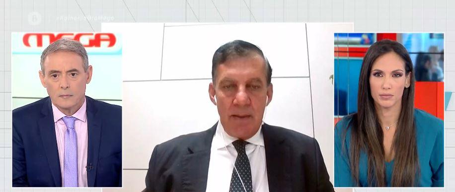 Δημόπουλος στο MEGA: Χρειάζονται άμεσες προσλήψεις στα νοσοκομεία