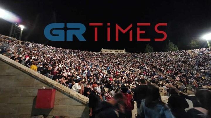 Κοροναϊός: Απίστευτος συνωστισμός στη Θεσσαλονίκη – Ποτά και χορός στα Λαδάδικα