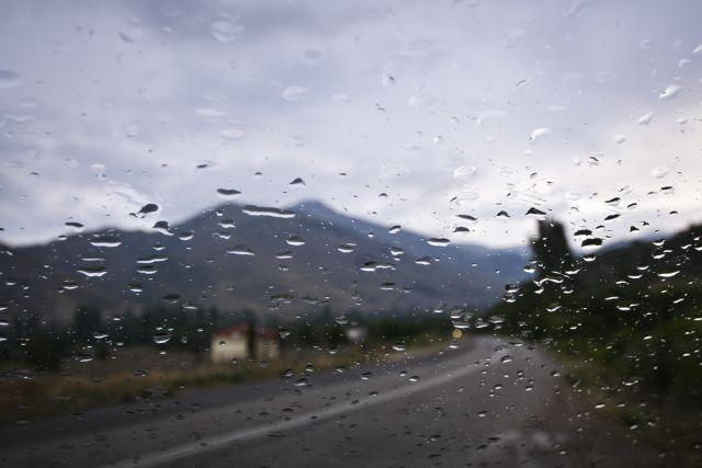 Καιρός : Βροχές και καταιγίδες – Που θα είναι έντονα τα φαινόμενα