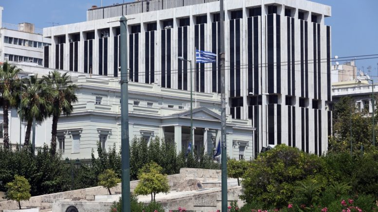 Το Ελληνικό ΥΠΕΞ αποδοκιμάζει υβριστικό δημοσίευμα για τον Ερντογάν