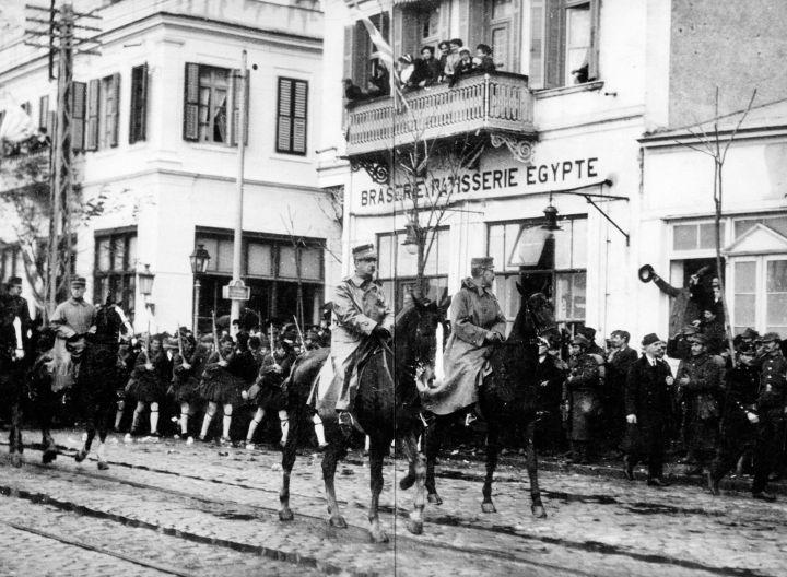 Η απελευθέρωση της Θεσσαλονίκης μέσα από τα τηλεγραφήματα Ελευθέριου Βενιζέλου – διαδόχου Κωνσταντίνου