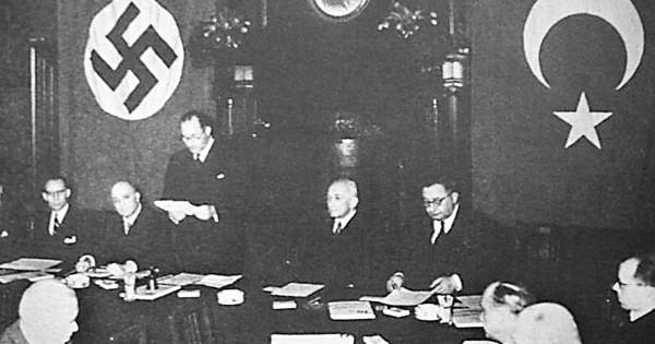 Η «ουδέτερη» Τουρκία συνεργάστηκε επωφελώς με τους ναζί στην περίοδο 1939-1944