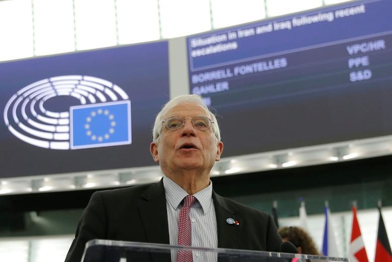Μπορέλ : Η ΕΕ έτοιμη να παίξει ενεργό ρόλο στην προσπάθεια επίλυσης του Κυπριακού