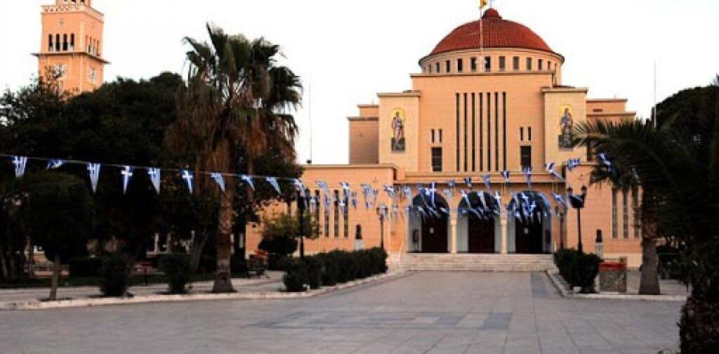 Κόρινθος: Έκλεισε ο μητροπολιτικός ναός μετά από κρούσμα κοροναϊού