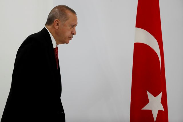 Ερντογάν : Το Βερολίνο επιβεβαιώνει δεσμούς του Τούρκου προέδρου με ισλαμιστές