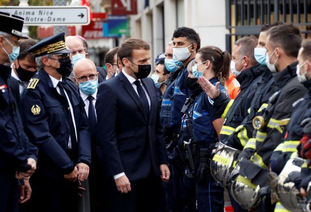 Μακρόν για επίθεση στη Νίκαια : «Ισλαμιστική τρομοκρατική ενέργεια»