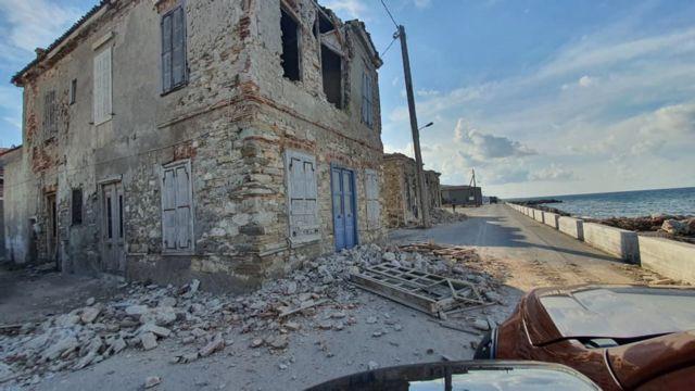 Σεισμός : «Έτοιμοι να βοηθήσουμε Τουρκία και Ελλάδα» λέει ο γάλλος πρωθυπουργός
