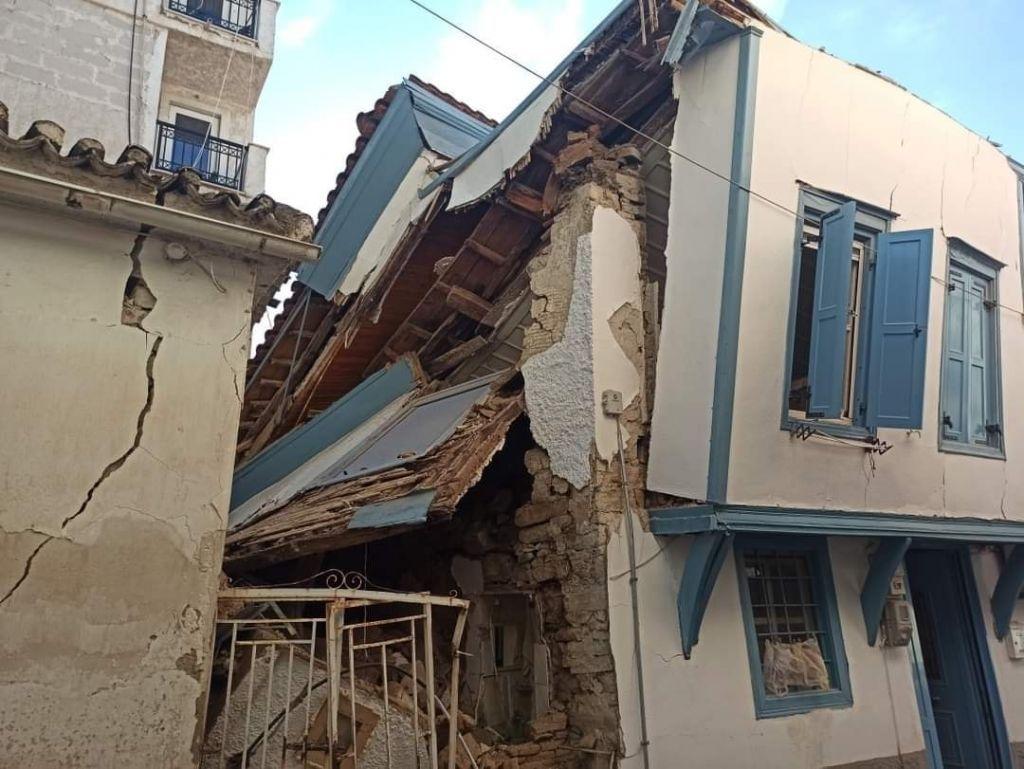 Σεισμός – τρόμος στη Σάμο: Φόβοι για μεγάλη τραγωδία στη Σμύρνη