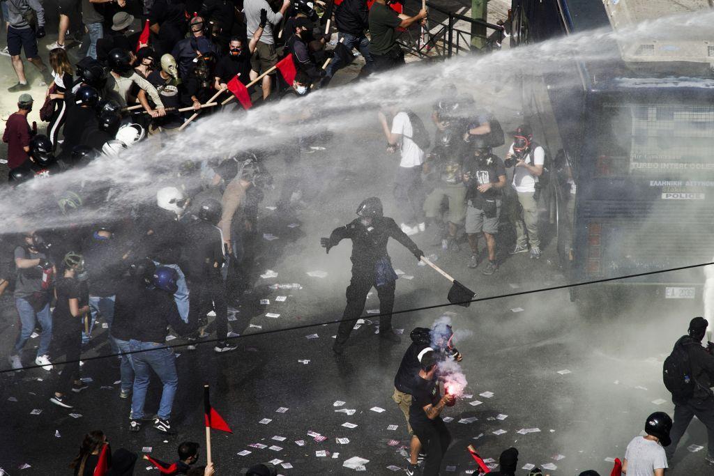 Δίκη Χρυσής Αυγής : Κόντρα Χρυσοχοΐδη - ΣΥΡΙΖΑ για τα επεισόδια στο Εφετείο    in.gr