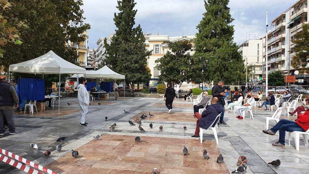 Σέρρες : Νέα μέτρα για να αποφευχθεί το lockdown – 19 κρούσματα σε μονάδα ηλικιωμένων