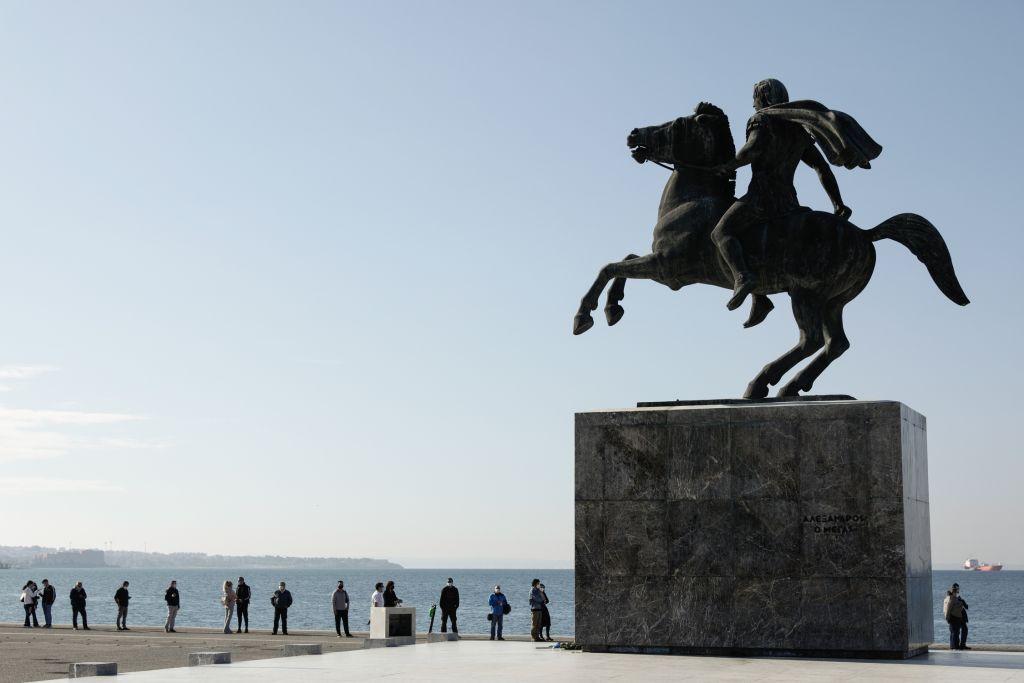 Σαρηγιάννης : «60.000 – 70.000 τα ενεργά κρούσματα στη Θεσσαλονίκη»