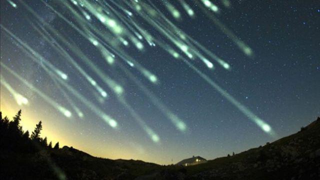 Ωριωνίδες : Κορυφώνεται απόψε η φθινοπωρινή βροχή των διαττόντων αστέρων