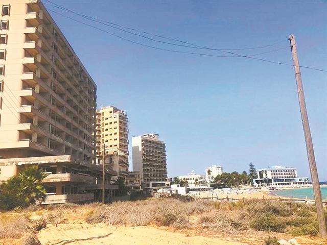 Κύπρος : Κλειστά τα Βαρώσια για τους Ελληνοκύπριους που έχουν περιουσίες