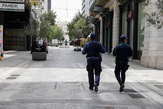 Πέτσας στο MEGA : Δεν είναι στο τραπέζι το καθολικό lockdown