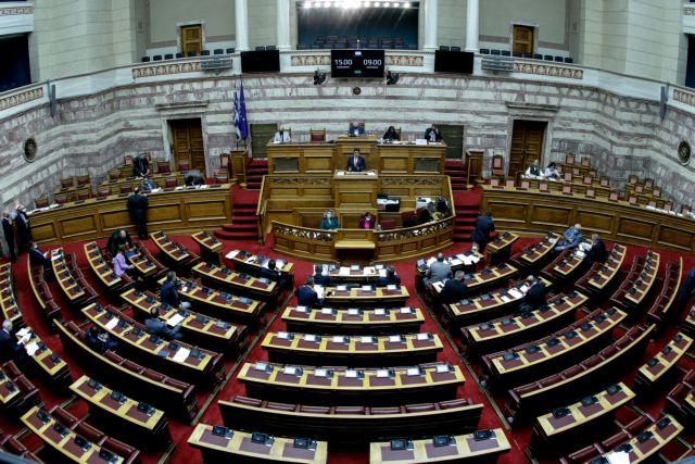 Κοροναϊός : Τρίτο κρούσμα στη Βουλή
