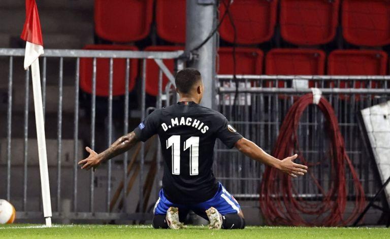 Μεγάλη νίκη με ανατροπή για την Γρανάδα στην Ολλανδία (2-1)