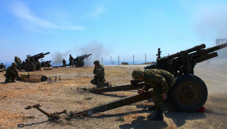 Τουρκικός Τύπος: «Οι Έλληνες εξοπλίζουν τα νησιά με γερμανικά και αμερικανικά όπλα»