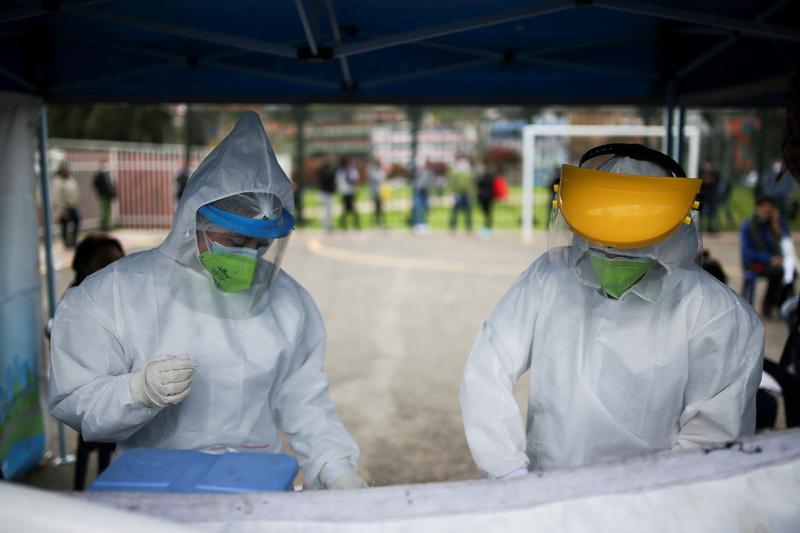 Κολομβία : Αυξήθηκαν οι επιθέσεις σε γιατρούς και νοσηλευτές λόγω… κοροναϊού