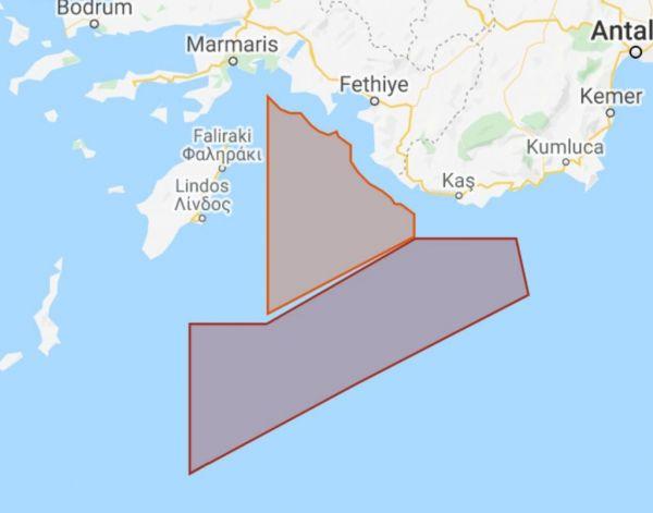 Όρους Ρέις: Επικίνδυνη κλιμάκωση - Μια «ανάσα» από τις ελληνικές ακτές και η κυβέρνηση  απαθής παρατηρητής των γεγονότων....
