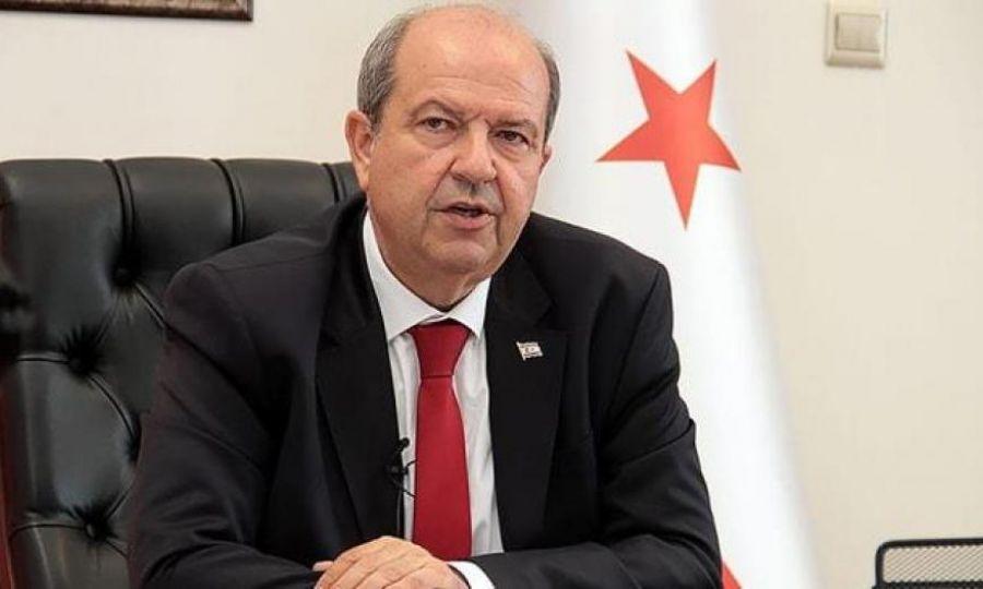 Τατάρ προς Ελληνοκύπριους: «Έτοιμος για διαπραγματεύσεις αν σταματήσετε να είστε αδιάλλακτοι»