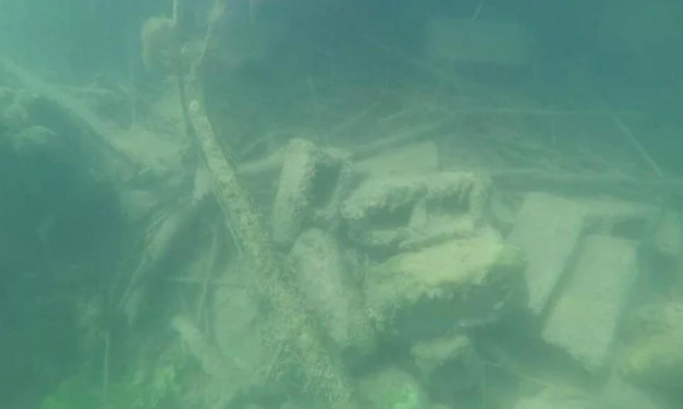Τουρκία : Βρέθηκαν ερείπια εκκλησίας μέσα σε λίμνη
