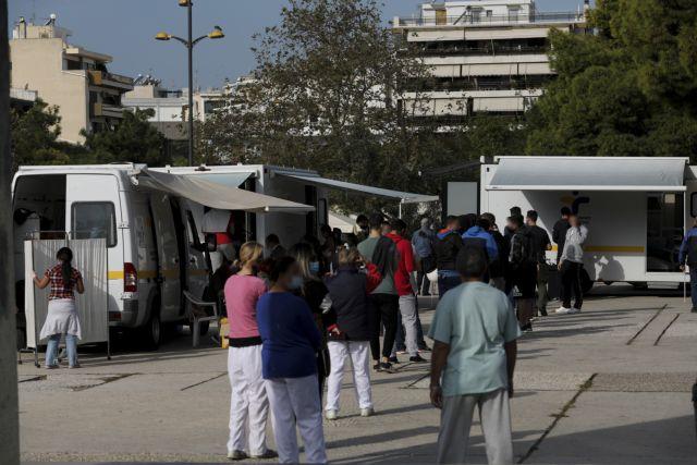 Κοροναϊός : Οκτώ θετικά κρούσματα στην Νέα Σμύρνη το τελευταίο 24ωρο