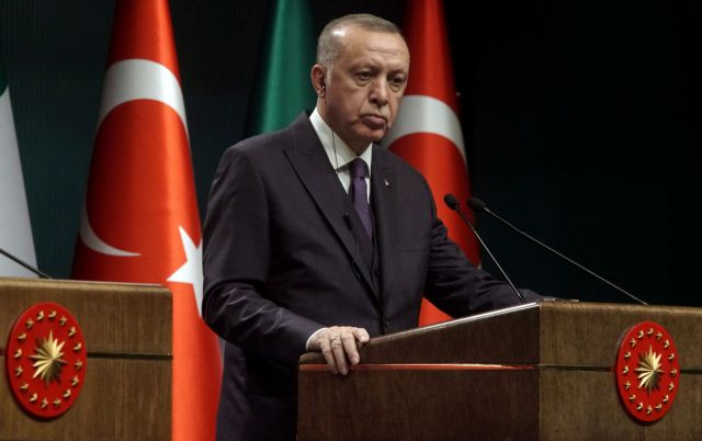 Παραλήρημα Ερντογάν: Ναζί ορισμένοι ευρωπαίοι ηγέτες – Μποϊκοτάζ στα γαλλικά προϊόντα