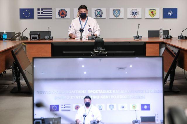 Ν. Χαρδαλιάς : Δείτε live τις ανακοινώσεις για τα νέα μέτρα για τον κοροναϊό