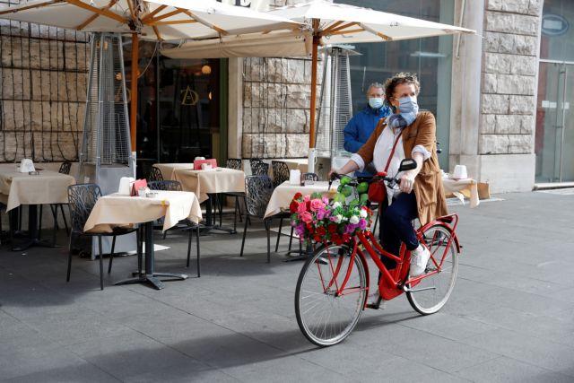 Κοροναϊός : Μέτρα σοκ στην Ιταλία – Λουκέτο από τις 6 το απόγευμα σε καφέ και εστιατόρια