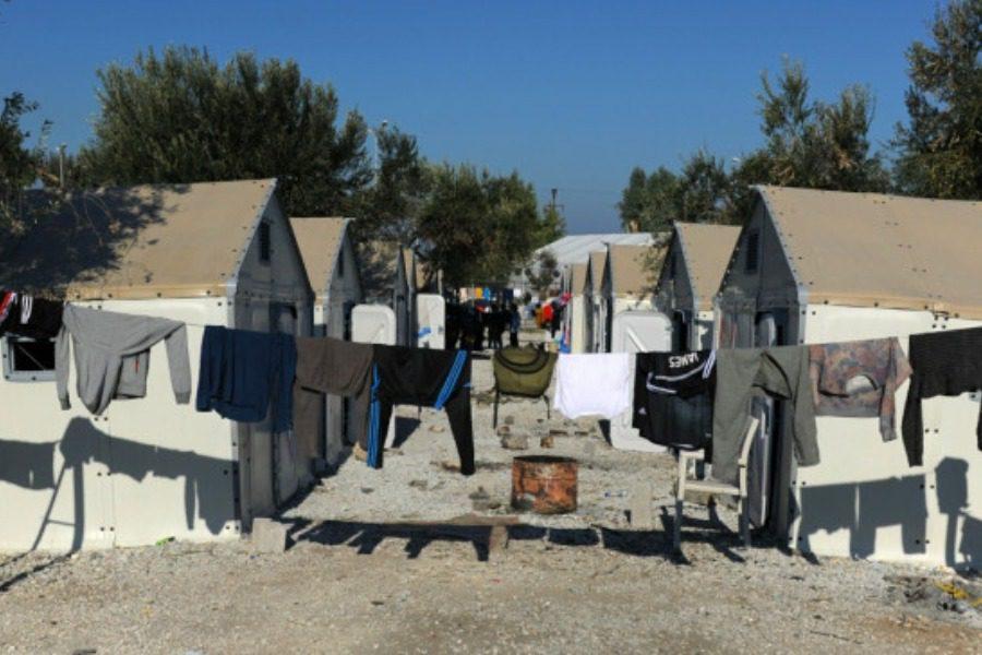 Προσφυγικό : Κρούσμα κοροναϊού στη δημοτική δομή του Καρά Τεπέ