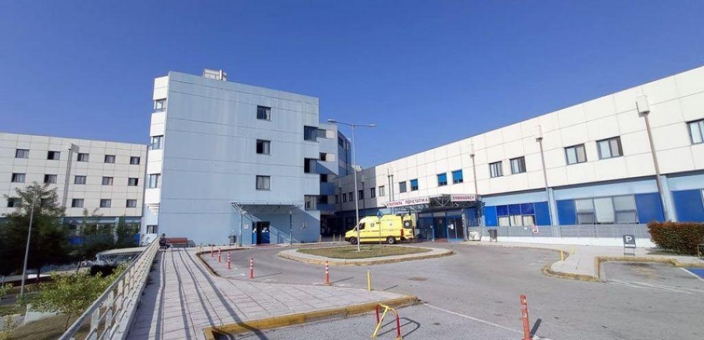 Κοροναϊός : Θετική στον ιό ειδικευόμενη γιατρός στο νοσοκομείο Κατερίνης