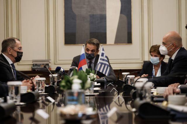 Αναθέρμανση των σχέσεων Ελλάδας – Ρωσίας: Το μήνυμα Λαβρόφ στην Τουρκία
