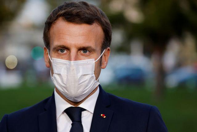 Γαλλία : Διάγγελμα Μακρόν την Τετάρτη, ενώ η πανδημία επιδεινώνεται