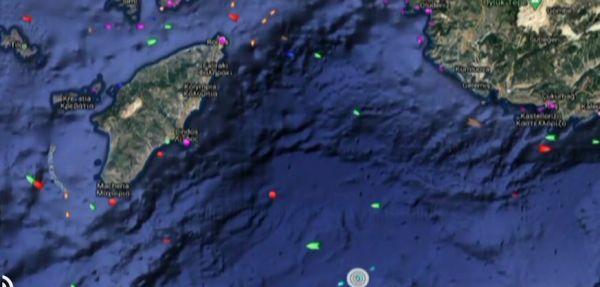 Υποναύαρχος Φενέκος : Το Oruc Reis έχει ξεκινήσει έρευνες ... (ΒΙΝΤΕΟ)